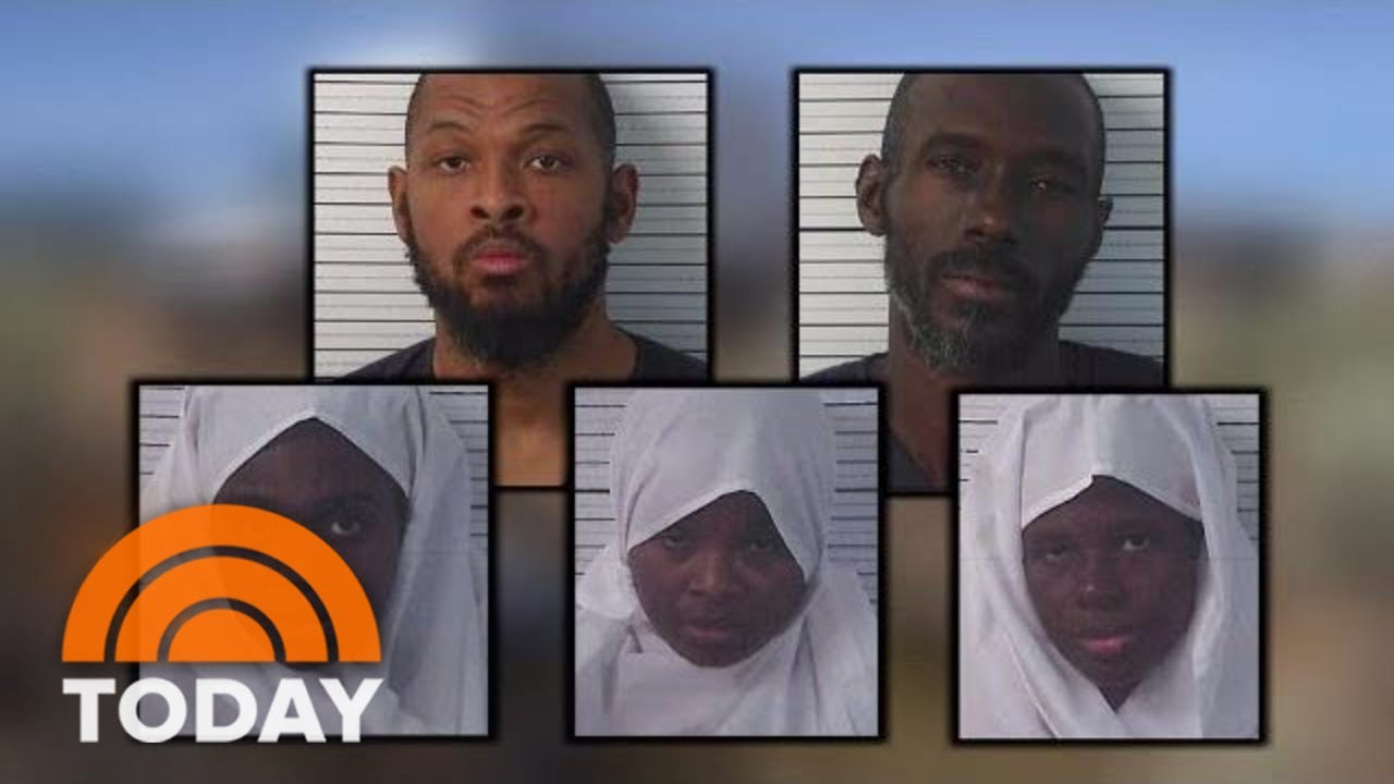 5 Adults Involved In New Mexico Compound Face Expected To Face Child Abuse Charges | TODAY