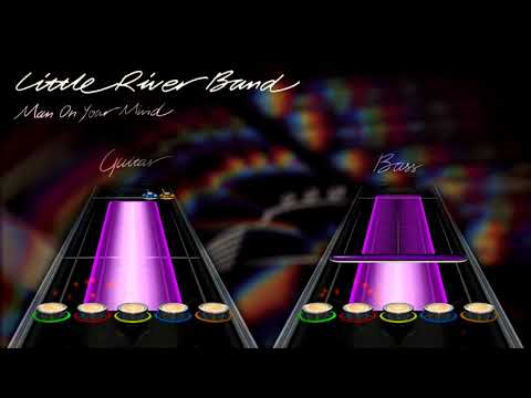 Little River Band - Man On Your Mind (Clone Hero Chart Preview)