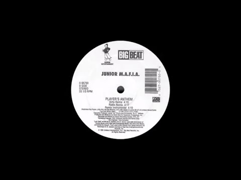 Junior M.A.F.I.A. - Player's Anthem (feat. The Notorious B.I.G.)