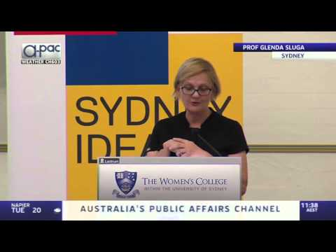 Sydney Ideas Lecture: Nationalism, Internationalism and the Legacies of the First World War