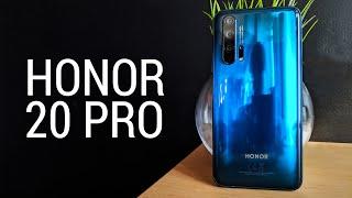Обзор Honor 20 Pro. Kirin 980, 8 RAM, 256 ROM