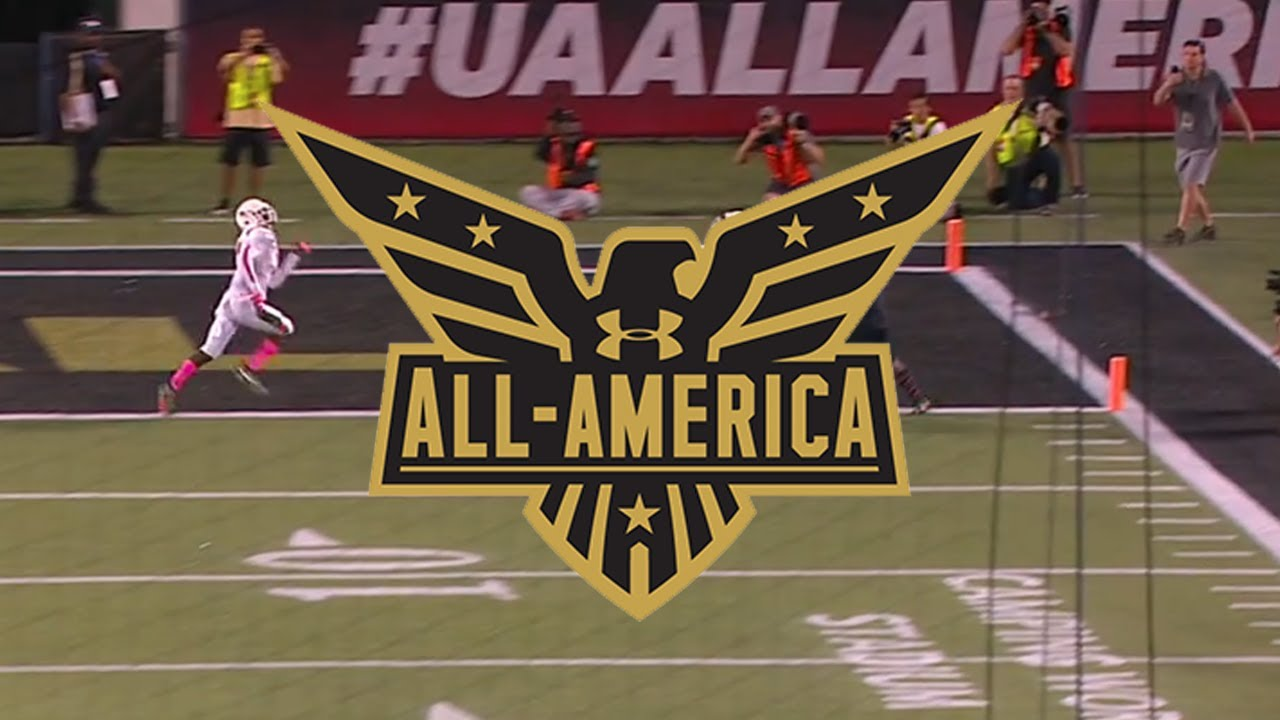 94601c43a94 2019 Under Armour All-America Game Highlights - YouTube