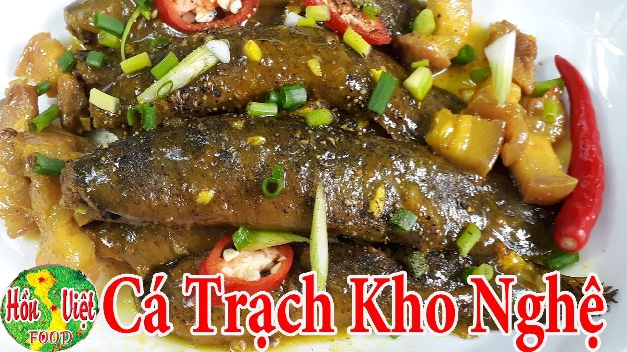 ✅ Cá Chạch Kho Nghệ Tốt Trăm Đường Cho Gan Thận Bảo Vệ Sức Khỏe | Hồn Việt Food