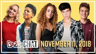 BRAT CHAT | Sofie & JD | 11.11.18