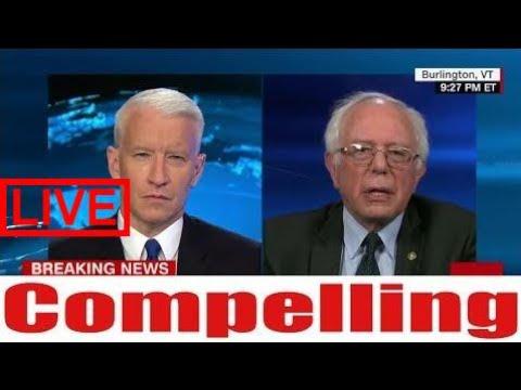 Anderson Cooper Bernie Sanders interview on Trump-Care GOP Healthcare bill June 22, 2017 #SOL