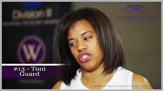 Gambar cover Wesleyan Basketball - Toni Butler