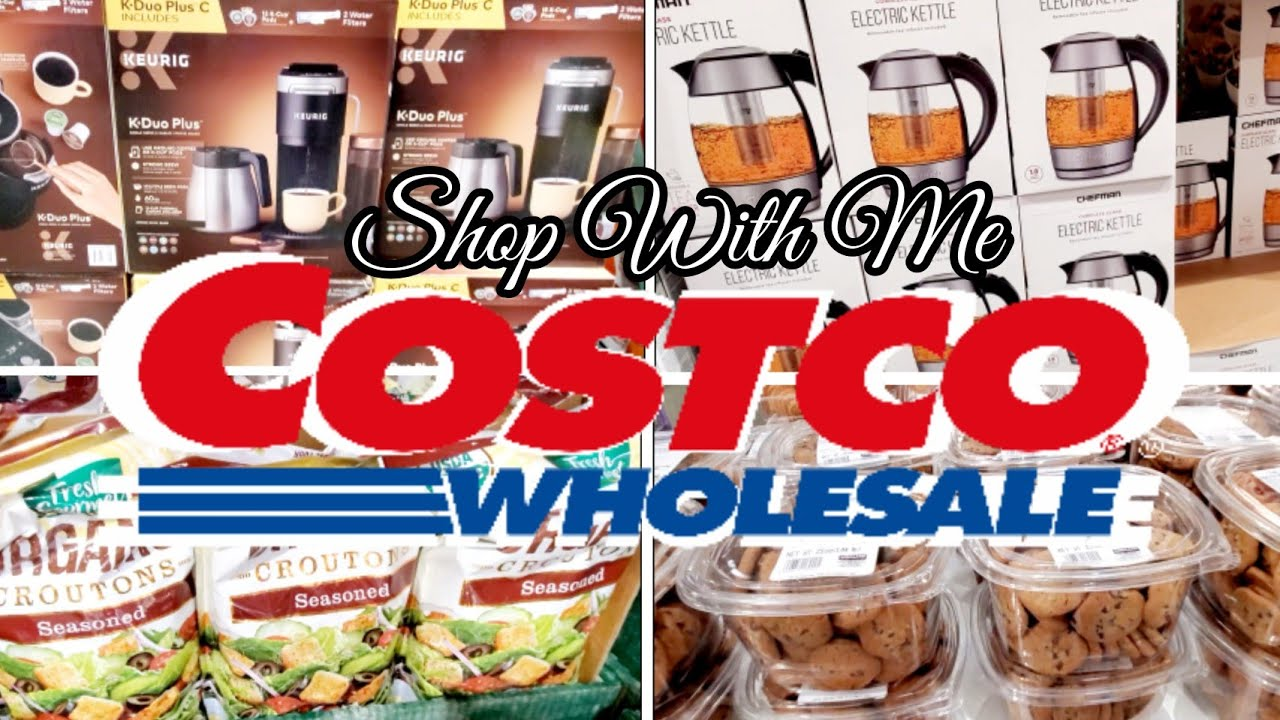 SHOP WITH ME: COSTCO STORE WALKTHROUGH // NEW DEALS 2020