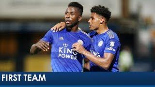 Kelechi Iheanacho Goal | Cambridge United 0 Leicester City 3