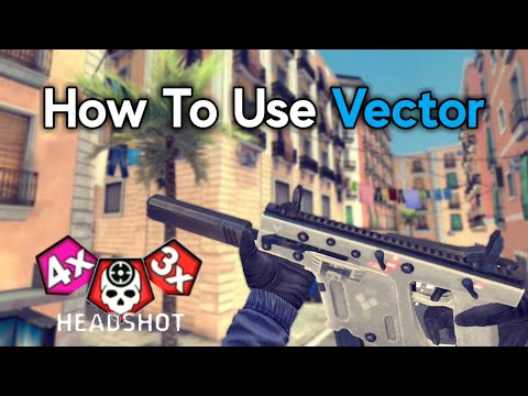 How To Use Vector Like A Boss - Critical Ops