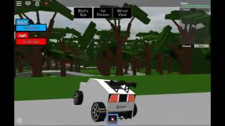 Roblox KRS - 2 laps around Aisian Hills