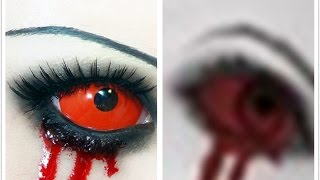 Tutorial : Anime Eye Makeup 106 • Alice Liddell ( Hysteria Mood ) Thumbnail