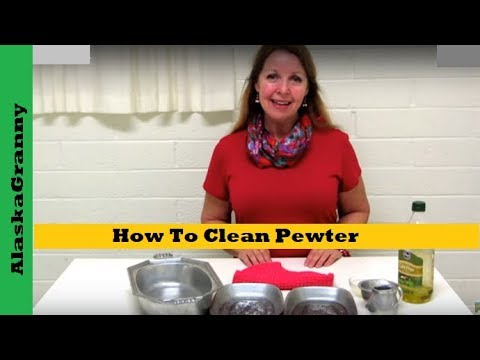 How To Clean Pewter- Cleaning Solutions Tips Tricks Hacks