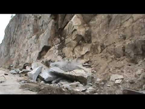 Rock Scaling on Sherman Pass