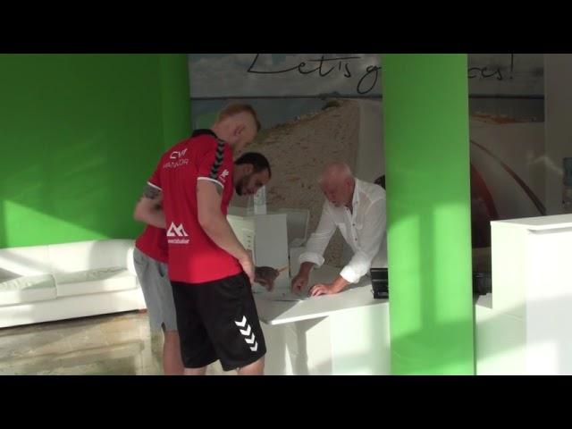 Patrocini Proturcars Club Voleibol Manacor 2021-22