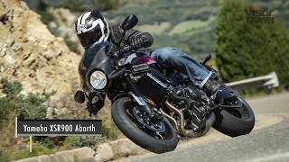 Yamaha XSR900 Abarth Review First Ride - Limited-Edition Cafe Racer | Visordown Motorcycle Reviews
