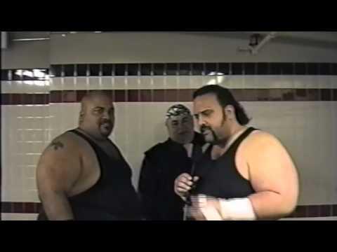 Gino Martino, Ali The Butcher and Butch Petrillo Promo