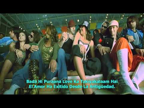 2007 Partner You´re My Love Full Hindi Español Song HD HQ