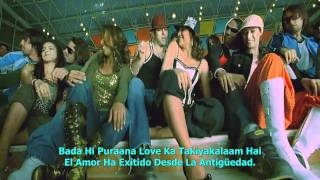 2007 Partner You´re My Love Full Hindi Español Song HD HQ