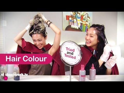 Hair Colour For Chinese New Year  Tried and Tested: EP46