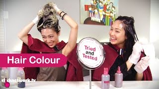 hair colour for chinese new year   tried and tested ep46