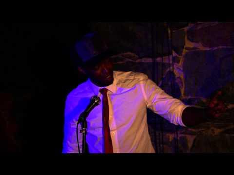 Stockholm Poetry Champion 2014 - Tswi Hlakotsa
