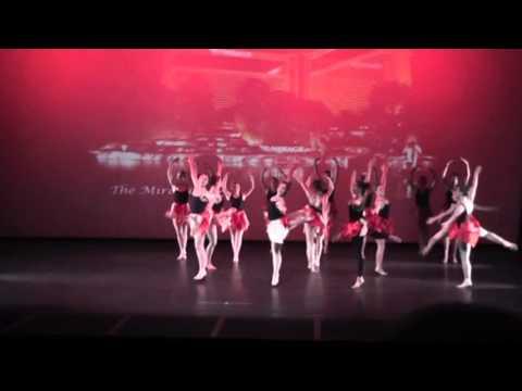 2013 Uni Dance Show - Viva Las Vegas - Adv Ballet