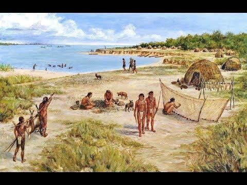 Ancient Seashore Habitation & Midden Site - California