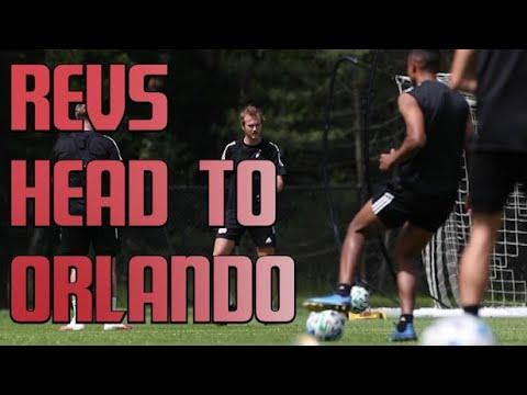 Revolution Depart To Orlando For