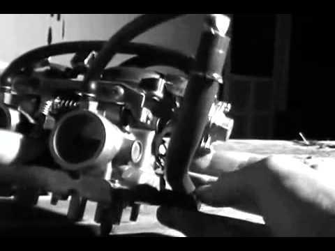 Ninja 250rex250 Carb Hose Routing
