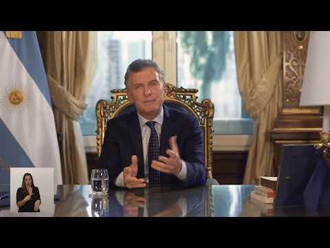 El balance del presidente Mauricio Macri: