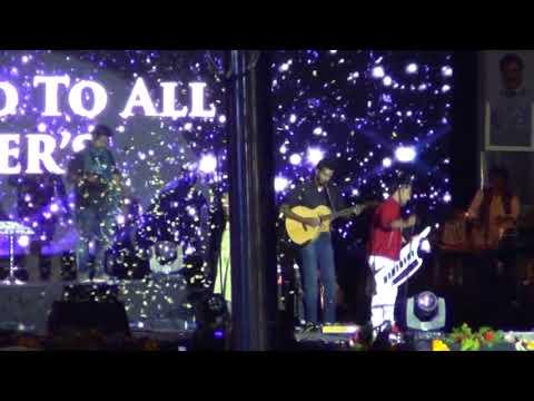 Appa, I Love You Appa - AnurAdha BHaTT - Arjun Janya Live in Concert, Yuva Dhasara 2017