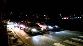 Frogu BMW M3 E92 vs. Mitsubishi Lancer Evo X