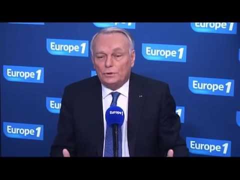 Jean-Marc Ayrault, invité d'Europe 1