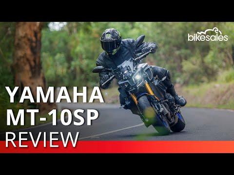 2020 Yamaha MT-10 SP Review   bikesales
