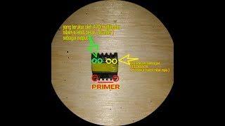 Cara Mudah Bagi pemula menentukan Kaki TRAFO bekas Cas HP/DVD/PSU dgn multitester - Mini inverter