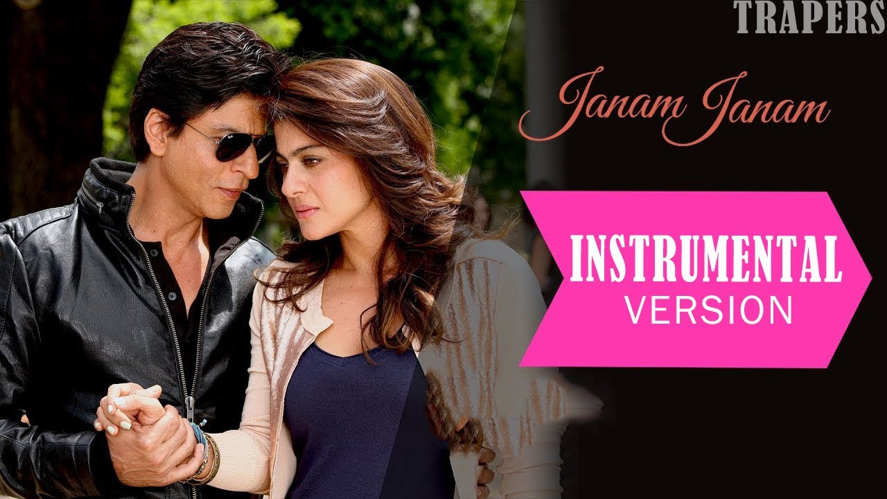 Janam janam   Dilwale    instrumental music  indians songs  mp3 songs download   Trapers - YouTube