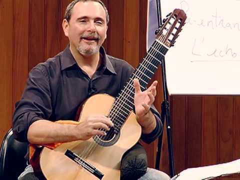 FIV - Festival Internacional de Violão: Masterclass com Nicolas de Souza Barros (UNIRIO)