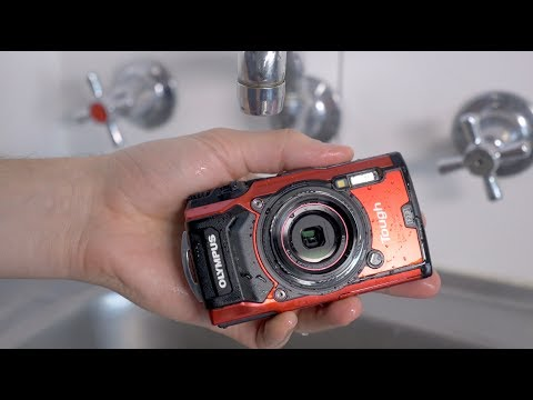 Olympus TG-5 - Review and Sample Footage