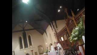 HYMN Hail the day that sees him rise, Hallelujah! - Charles Wesley. Tune: Chislehurst