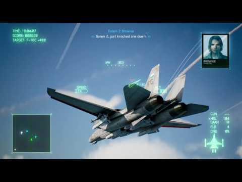 「ACE COMBAT 7」デモプレイムービー - GAME Watch