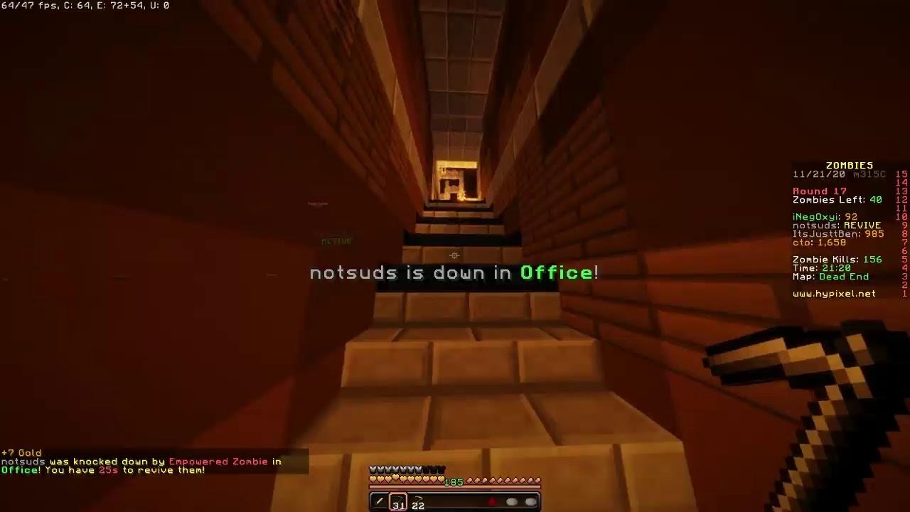 Minecraft Bedwars w/ ItsJusttBen