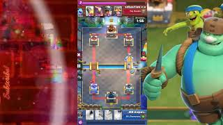 Clash Royale/Clash of Clans-Lucky moments and bugs.