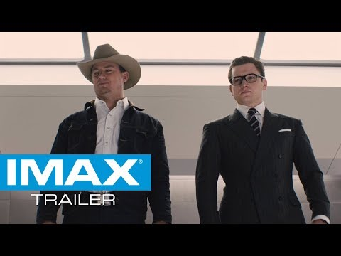 Kingsman: The Golden Circle IMAX® Trailer #2