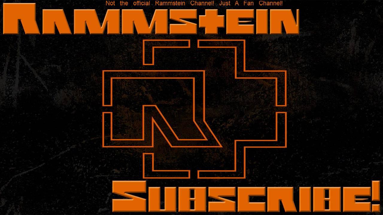 Amerika Rammstein