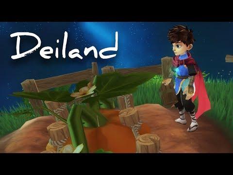 Our Giant Moonlight Pumpkin Grew!! 💫 Deiland • Episode #11