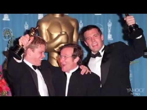 Matt Damon speaks out on the death of Robin Williams
