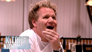 Owner Claims He Used to Work 25 Hours a Day | Kitchen Nightmares thumbnail