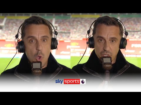 """""""Absolutely PATHETIC""""   Gary Neville breaks down Man Utd's 6-1 capitulation against Spurs"""