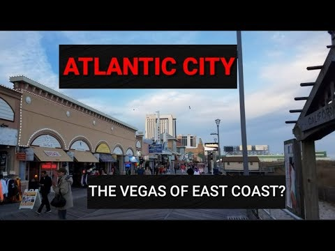 Exploring Atlantic City, NJ - Much More Than Casinos | The Vegas Of East Coast?