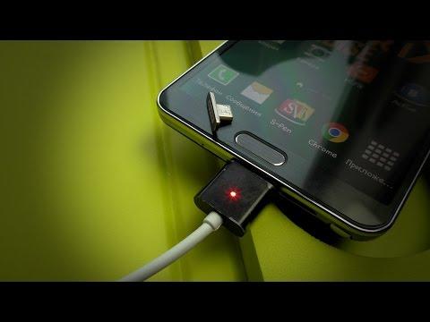 ОФИГЕННЫЙ МАГНИТНЫЙ КАБЕЛЬ для iPhone и Android из Китая. Best Magnetic USB Charger Cable 2017